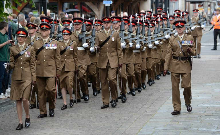 Salisbury To Host Armed Forces Day 2019 – Armed Forces Day