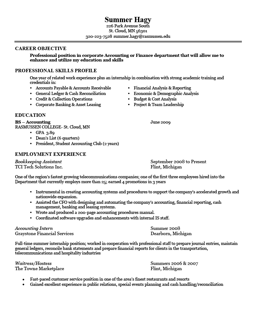 27 Common Resume Mistakes That Can Lose You The Job   Good