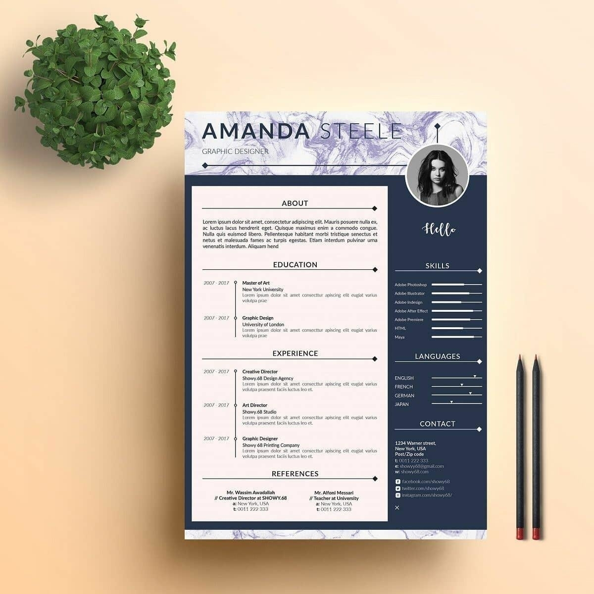 18+ Modern Resume Templates & Examples [With Format Tips]