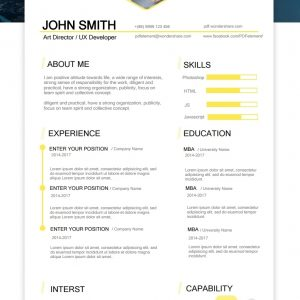 Acting Resume Template: Free Download, Edit, Create, Fill