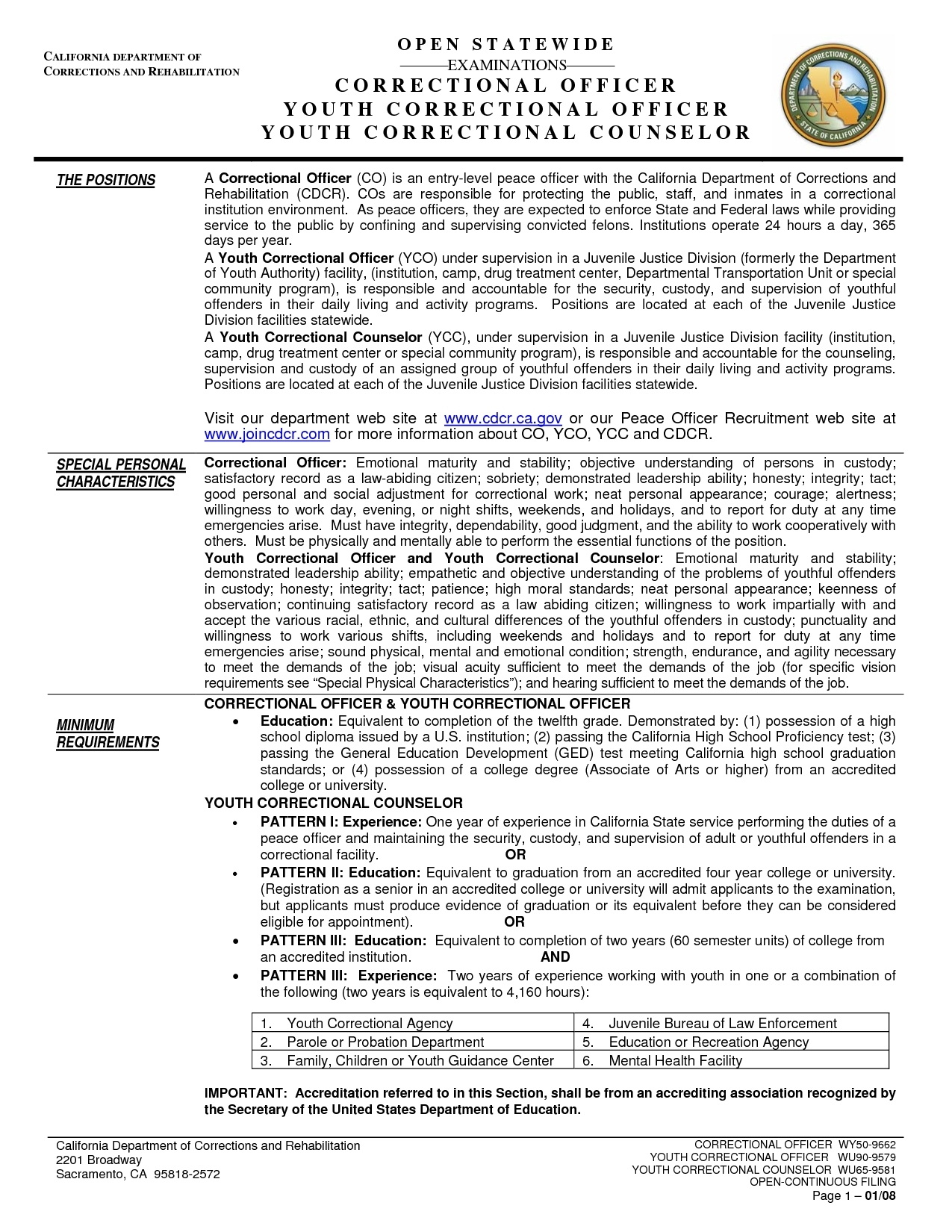 Pen Picture Example Resume Templates