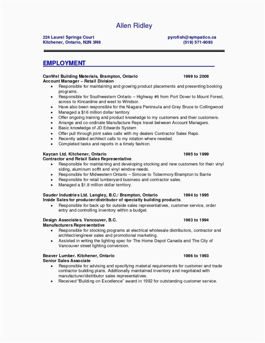 Resume: Marketing Objective Resume Sample Insurance Examples