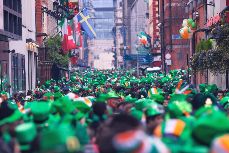 St. Patrick's Day 2020 In Ireland - Dates & Map