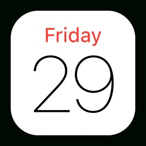 Lost Calendar Icon Iphone 6 | Free Calendar Template Example