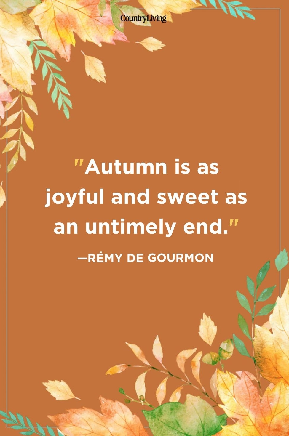 55 Fall Season Quotes - Best Sayings About Autumn
