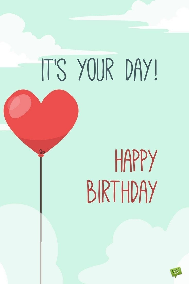 Birth Day Quotation – Image : Quotes About Birthday