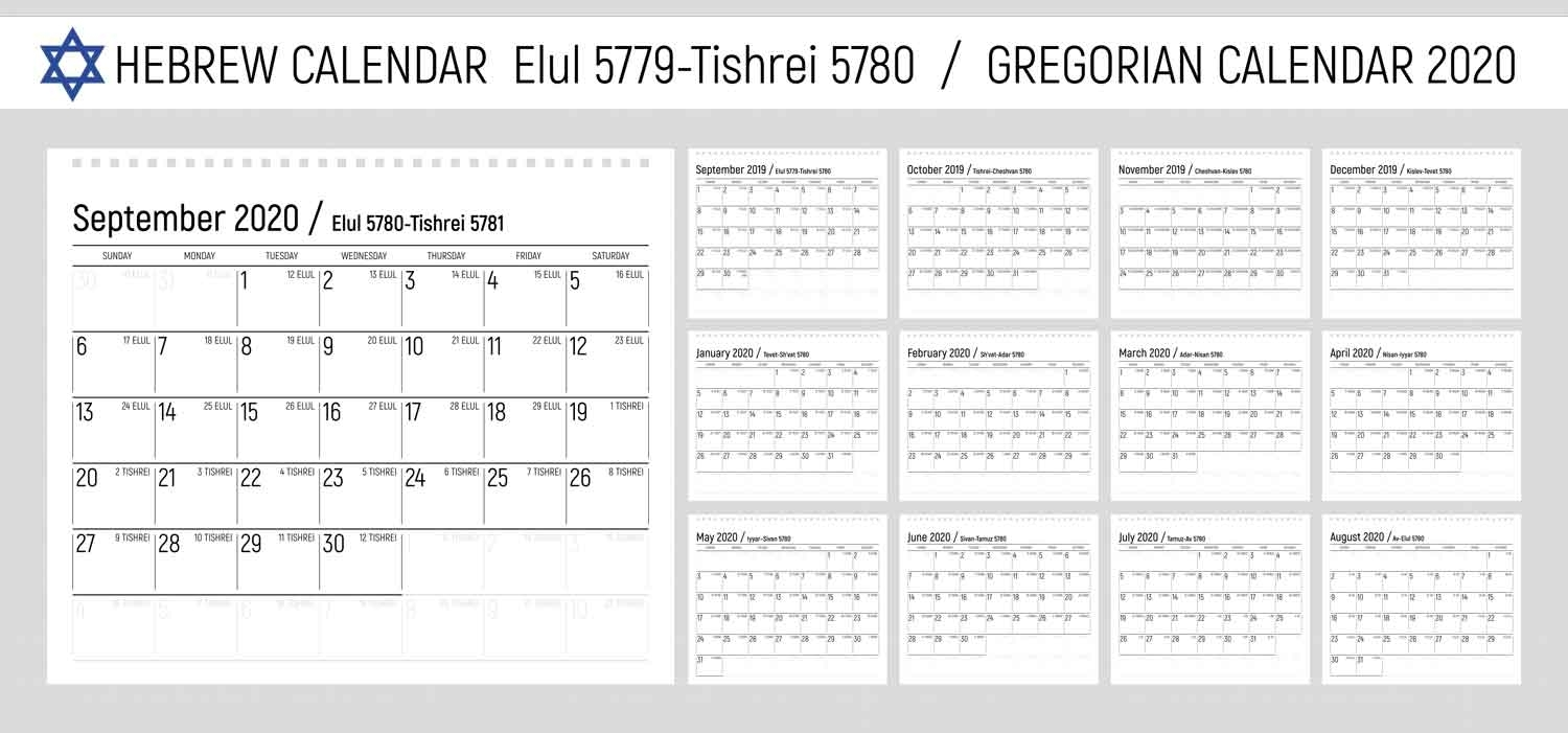 The Hebrew Calendar: It's History And Use In Judaism