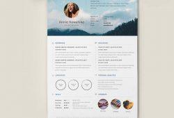 Creative Resume Templates Downloads