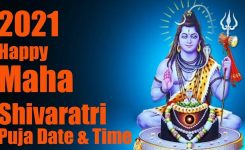2021 Maha Shivaratri Date Time For India, Shiv Ratri Puja Schedule Update  Puja News 2021