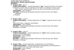 Resume Sample For Freshers Student