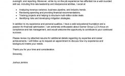 Best Analyst Cover Letter Examples   Livecareer