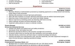 Best General Manager Resume Example | Livecareer