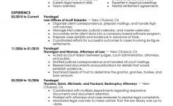 Best Paralegal Resume Example   Livecareer