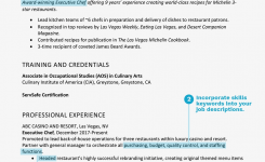 Best Resume Examples Listedtype And Job