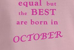 Funny October Birthday Quotes