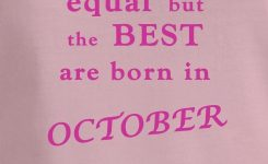 Best Women Are Born In October | February Birthday Quotes