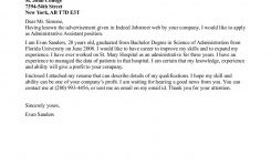 Cover Letter Medical Office Assistant Example – Medical