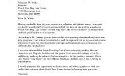 Cover Letter Personal Support Worker New Child Protection