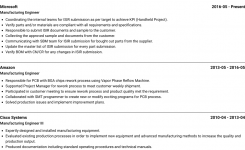 Director Of Engineering – Resume Samples And Templates