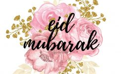 Eid Mubaarak To All Of The Muslims And Have A Good Time At