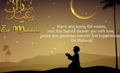 Eid Mubarak Wishes For Lover – Messages   Prayers & Greetings  