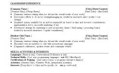 Entry Level Investment Banking Resume   Templates At