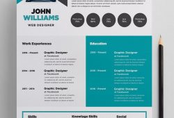 Creative Design Resume Templates Free