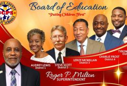 2020 2020 Gadsden County School Board