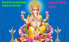 Ganesh Chaturthi Puja 2018, 2019, 2020, 2021 Date In India