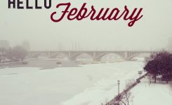Hello February Quotes Quote Winter Snow Months February