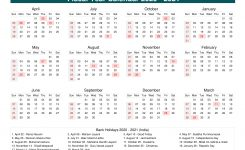India Holiday Calendar 2021 Jpg Templates – Distancelatlong
