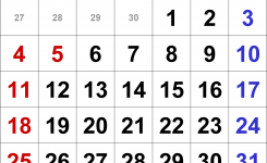 July 2021 Calendars For Word, Excel & Pdf