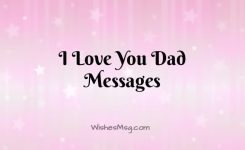 Love Messages For Dad – I Love You Dad Quotes | Wishesmsg