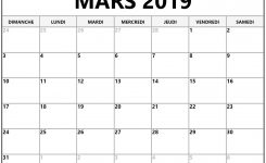 Mars 2019 Calendrier Gratuit | Words, How To Plan