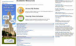 My Pitt (My.pitt.edu) | Information Technology | University