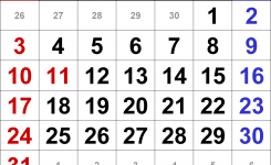 October 2021 Calendars For Word, Excel & Pdf