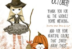 Funny Quotes About October