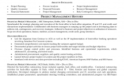 Project Coordinator Resume Sample | Project Manager Resume