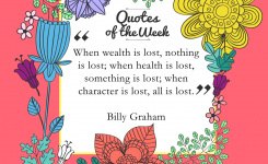 Quotes Of The Month – September | Women's Health Clinic