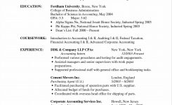 Resume ~ Accounting Objectives Resume Nguonhangthoitrang