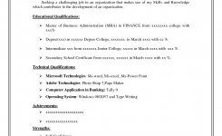 Resume Examples Printable | Simple Resume Template, Basic