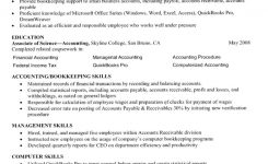 Resume Examples Skills And Abilities #abilities #examples