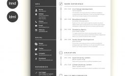 Resume ~ Free Resume Templates Image Inspirations Creative