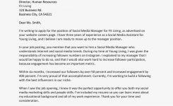 Resume ~ Incredible Good Cover Letter Format Examples