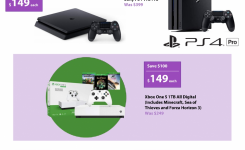 Rumor: Leaked Black Friday Walmart Console Deals Posted