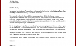Sample Business Proposal Letter For Services Boat