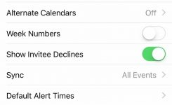 Setting Your Default Calendar Across Macos And Ios Devices