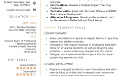 The Functional Resume: Template, Examples & Writing Guide   Rg