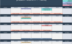 The Only Content Calendar Template You'll Need In 2020