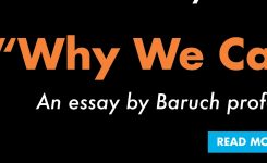 Weissman School Of Arts And Sciences – Baruch College | Cuny